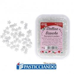 Selling on-line of Stelline bianche in zucchero GRAZIANO