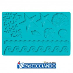 Selling on-line of Stampo in silicone mare GRAZIANO