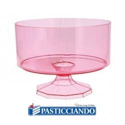Contenitore rosa confetti