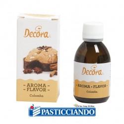 Selling on-line of Aroma liquido colomba 50g Decora