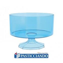 Contenitore plastica celeste