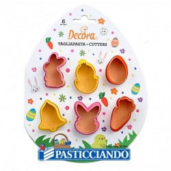 Selling on-line of Set 6 tagliapasta Pasqua