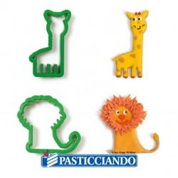 Selling on-line of Tagliapasta Leone e Giraffa 2pz Decora