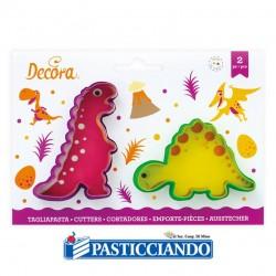 Selling on-line of Tagliapasta dinosauri Jurassic 2pz Decora