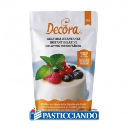 Selling on-line of Gelatina istantanea Decora