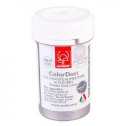 Selling on-line of Colore in polvere argento perlato Modecor