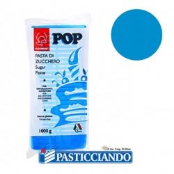Selling on-line of Pasta di zucchero pop blu 1kg