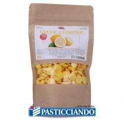 Selling on-line of Gocce di cioccolato al limone 250gr GRAZIANO