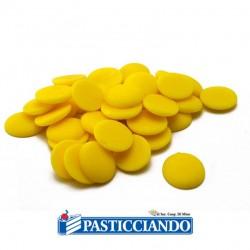 Gocce di cioccolato al limone 250gr GRAZIANO in vendita online
