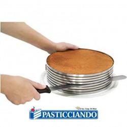 Selling on-line of Anello taglia torta GRAZIANO