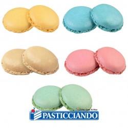 Selling on-line of Macaron colori a scelta