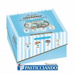 Selling on-line of Dolce arrivo sfumato azzurro