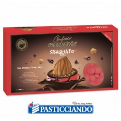 Selling on-line of Confetti sbagliato rosso 1kg Maxtris