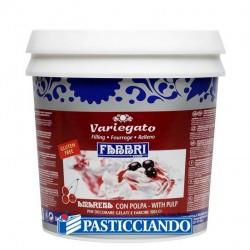 Selling on-line of Variegato amarena con polpa 300gr Fabbri