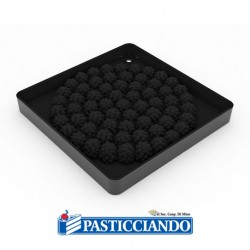 Selling on-line of Tortiera in silicone Raven Top24 Pavoni