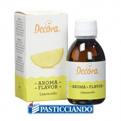 Selling on-line of Aroma limoncello