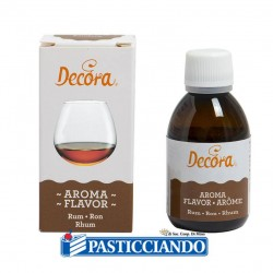 Selling on-line of Aroma liquido rum Decora