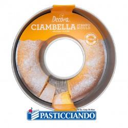 Selling on-line of Stampo ciambella savarin D.24 Decora