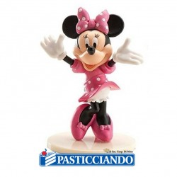 Selling on-line of MINNIE PLASTICA FLOREAL Dekora