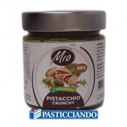 Selling on-line of Crema spalmabile al pistacchio con granella 200gr Innovaction Italia
