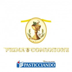 Selling on-line of Festone Prima Comunione 600 x 25 cm Big Party