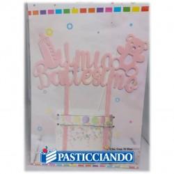 Selling on-line of Topper il mio battesimo rosa orsetto Fruttidoro s.r.l.