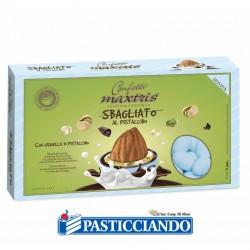 Selling on-line of Confetti sbagliato celeste al pistacchio 1kg Maxtris
