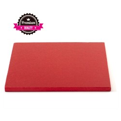 Selling on-line of SOTTOTORTA 25X25 ROSSO DECORA Decora