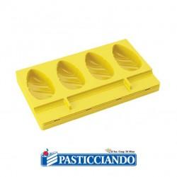 Selling on-line of Stampo per gelati 4 cavità PL06 Poket Malibu