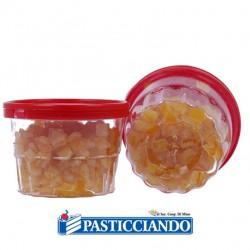 Selling on-line of Cubetti d'arancia candita 70gr GRAZIANO
