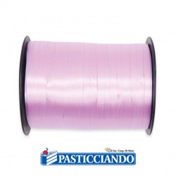 Selling on-line of Nastrino in plastica 5 mm x 500 yards Bianco