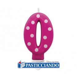 Candela numero a pois - Big Party