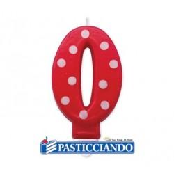 Candela numero a pois Big Party in vendita online