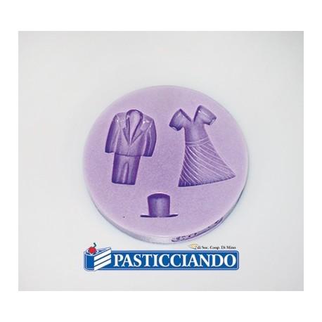 Stampo silicone sposi - GRAZIANO