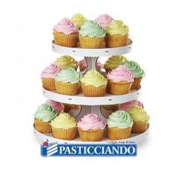 Alzatina cupcake personalizzabile