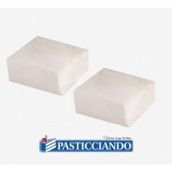 Marshmallow quadrato  bianco senza glutine 1 kg Bulgari