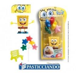 Kit decora torta Spongebob Decora