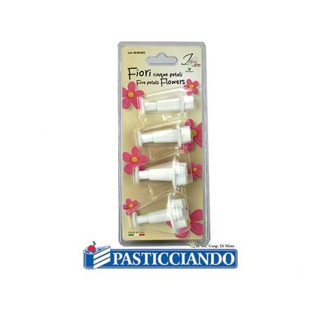 Tagliapasta fiori cinque petali - Martellato