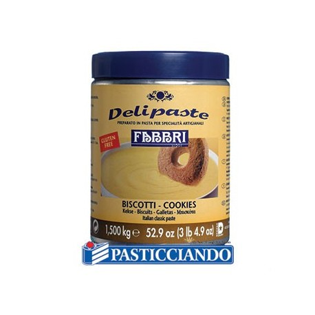 Pasta biscotto - Fabbri