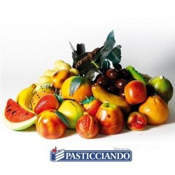 Kit 13pz per realizzare la frutta martorana