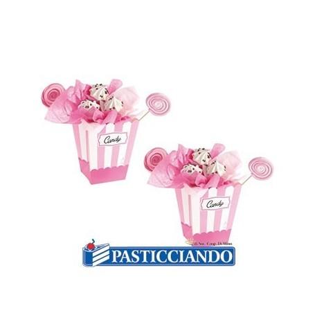 Party box colori a scelta 4pz Givi Italia -