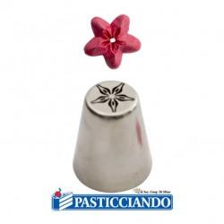 Vendita on-line di Beccuccio cornetto n.30 fiore a stella Decora