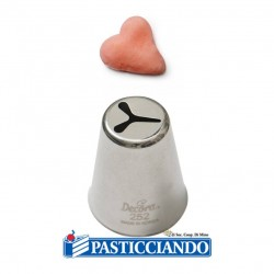 Selling on-line of Beccuccio cornetto cuore n. 252 Decora