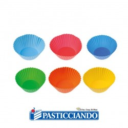 Vendita on-line di Pirottini in silicone