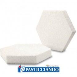 Base esagonale in polistirolo -