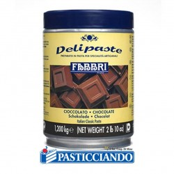 Selling on-line of Pasta al cioccolato