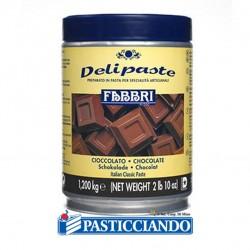 Pasta al cioccolato - Fabbri