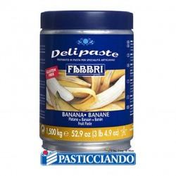Pasta banana - Fabbri