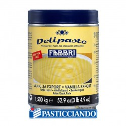 Selling on-line of Pasta vaniglia