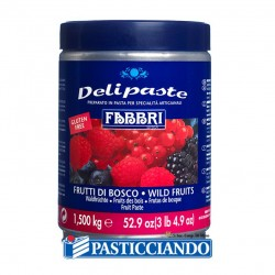 Selling on-line of Pasta frutti di bosco